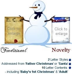 Personalised santa letters order a letter from santa claus great personalised santa letters order a letter from santa claus great value father christmas letters father christmas post spiritdancerdesigns Images